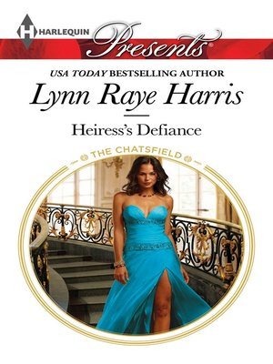 cover image of Heiress's Defiance