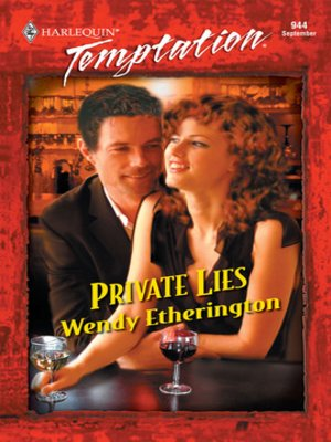 cover image of Private Lies
