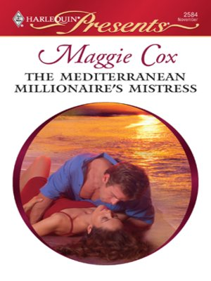 cover image of Mediterranean Millionaire's Mistress
