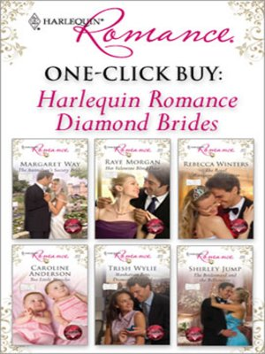 cover image of Harlequin Romance Diamond Brides