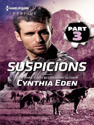 cover image of Suspicions Part 3 of 3