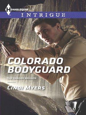 cover image of Colorado Bodyguard
