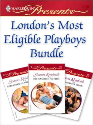 cover image of London's Most Eligible Playboys Bundle