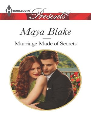 cover image of Marriage Made of Secrets
