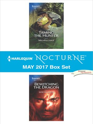 cover image of Harlequin Nocturne May 2017 Box Set