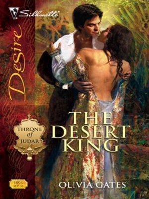 cover image of The Desert King