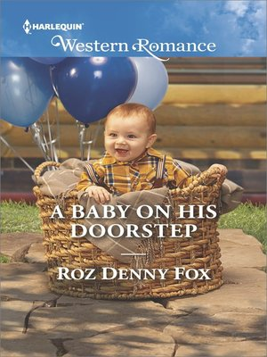 cover image of A Baby on His Doorstep