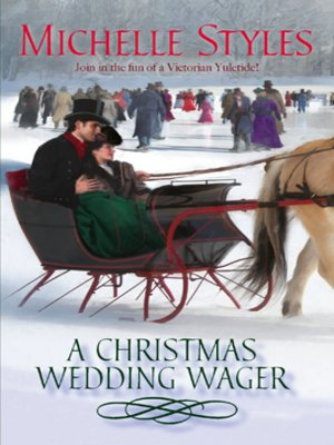cover image of Christmas Wedding Wager