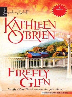 cover image of Firefly Glen