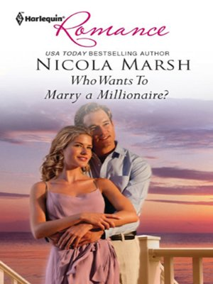 cover image of Who Wants To Marry a Millionaire?