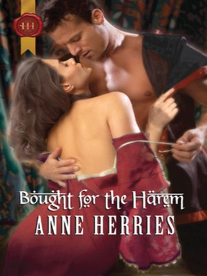 cover image of Bought for the Harem
