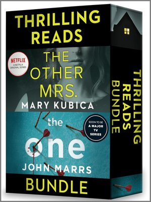 cover image of Thrilling Reads Bundle