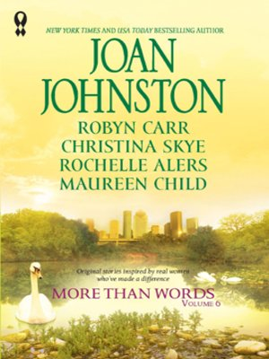 cover image of More Than Words, Volume 6