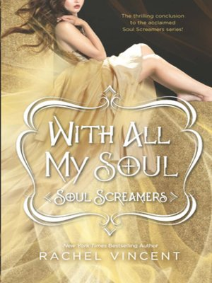 cover image of With All My Soul