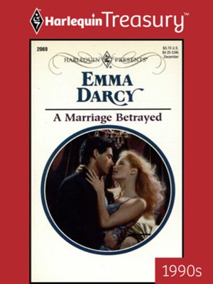 cover image of A Marriage Betrayed