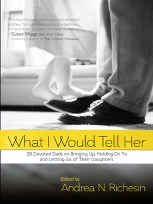 cover image of What I Would Tell Her