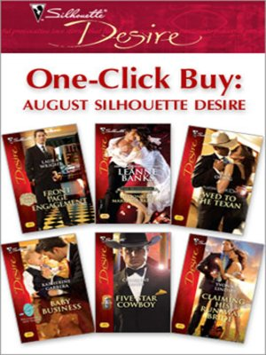 cover image of August Silhouette Desire