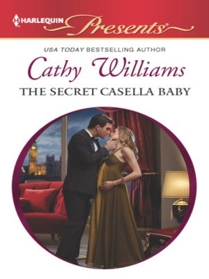 cover image of The Secret Casella Baby