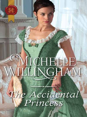cover image of The Accidental Princess