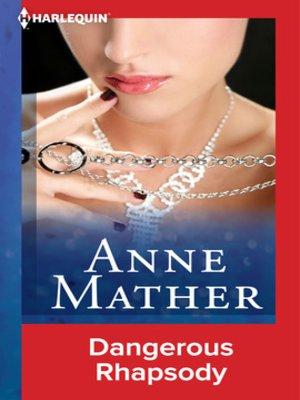 cover image of Dangerous Rhapsody
