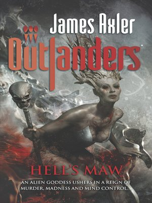 cover image of Hell's Maw