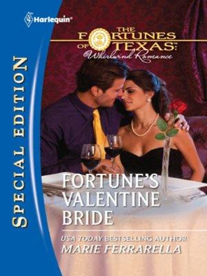 cover image of Fortune's Valentine Bride