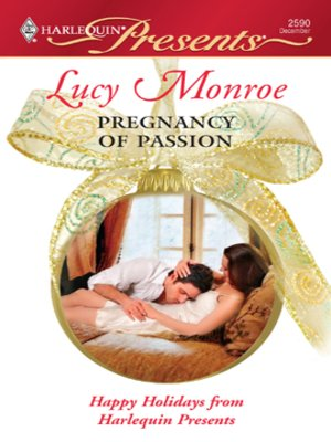 cover image of Pregnancy Of Passion