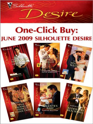 cover image of June 2009 Silhouette Desire