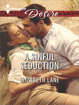 cover image of A Sinful Seduction