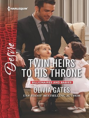 cover image of Twin Heirs to His Throne