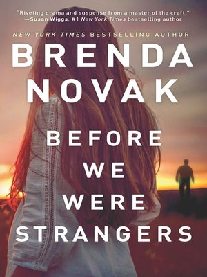 cover image of Before We Were Strangers