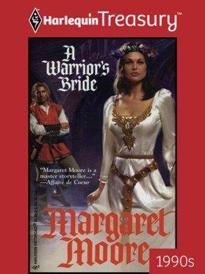 cover image of A Warrior's Bride