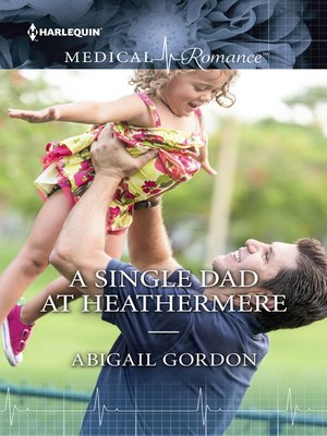 cover image of A Single Dad at Heathermere
