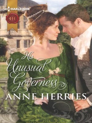 cover image of His Unusual Governess
