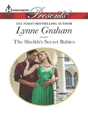 cover image of The Sheikh's Secret Babies