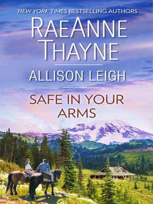 cover image of Safe in Your Arms