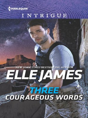 cover image of Three Courageous Words