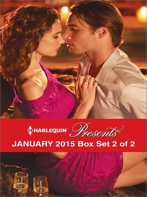 cover image of Harlequin Presents January 2015 - Box Set 2 of 2: The Secret His Mistress Carried\To Sin with the Tycoon\Inherited by Her Enemy\The Last Heir of Monterrato