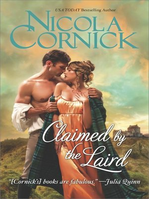 cover image of Claimed by the Laird