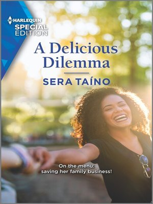 cover image of A Delicious Dilemma