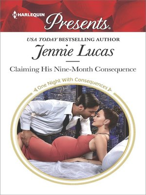 cover image of Claiming His Nine-Month Consequence