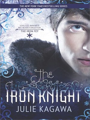 cover image of The Iron Knight