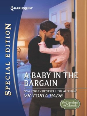 cover image of A Baby in the Bargain