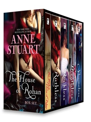 Anne stuart the house of the house of rohan series anne stuart author