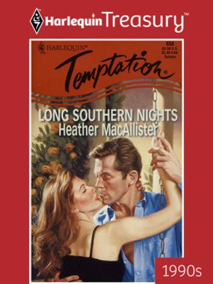 cover image of Long Southern Nights