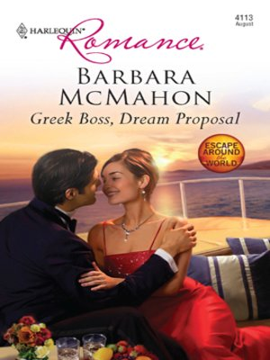 cover image of Greek Boss, Dream Proposal