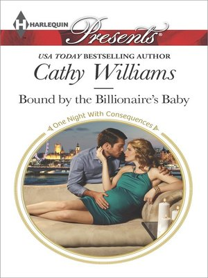 cover image of Bound by the Billionaire's Baby