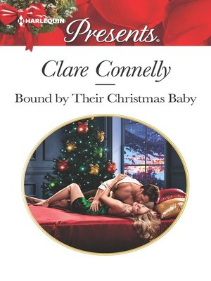 cover image of Bound by Their Christmas Baby