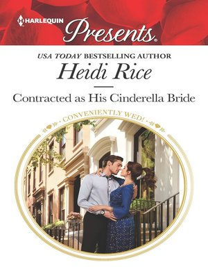 cover image of Contracted as His Cinderella Bride
