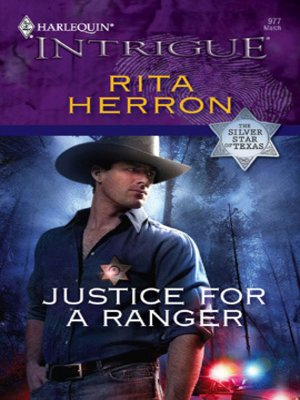 cover image of Justice For A Ranger
